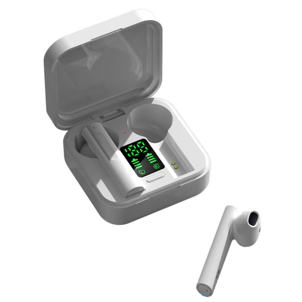 Real Wireless Earbuds E-mail:sales@airegal.com.