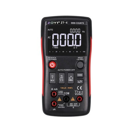 digital multimeter ZTX
