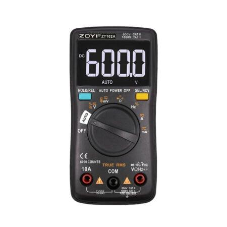 digital multimeter 102A