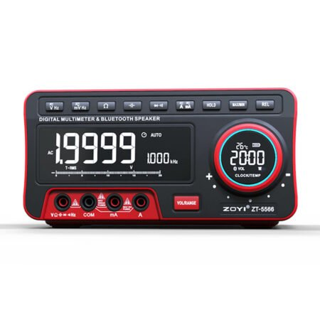 Bluetooth desktop digital multimeter