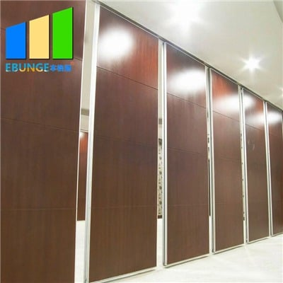Movable restaurant partitions