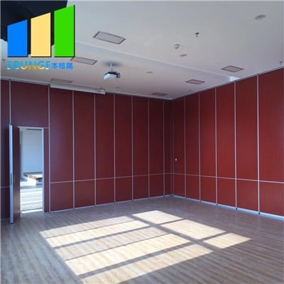 Acoustic wall partition system