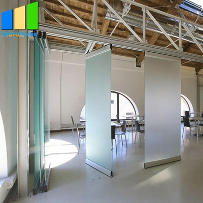 BG36 office glass partition wall
