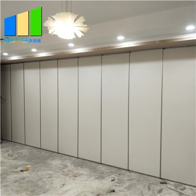 Movable wall system
