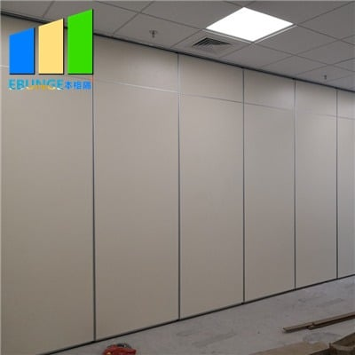 Movable partition board