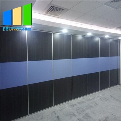 Movable sliding walls