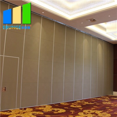 Banquet room dividers