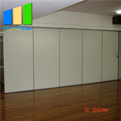 Folding partition walls commercial