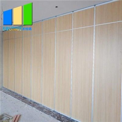 Soundproof folding wall