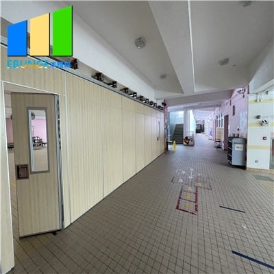 Conference room partition walls