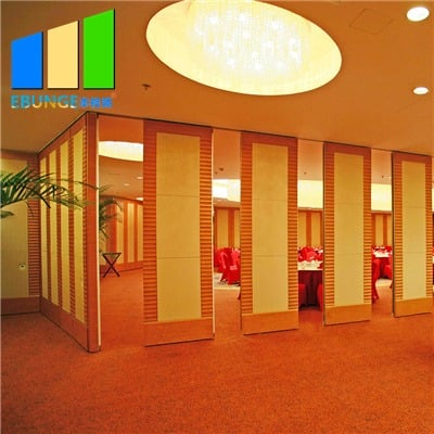 Moveable soundproof walls