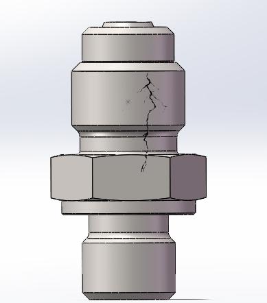 IKIN FLUID hydraulic test