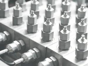 pressure gauge connectors zero leakage