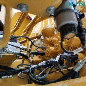 Ikin-Testpunkt verwendet in Sany Crane
