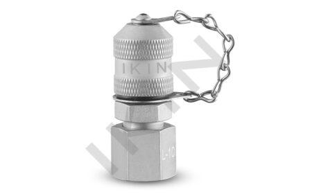 Testez le couplage avec un cône mâle DKO-24° fabricant en Chine
